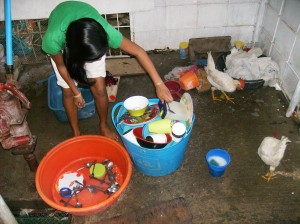 Sorting Dishes