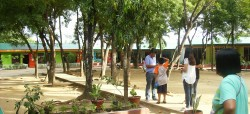 Mahon Elementary School Grounds